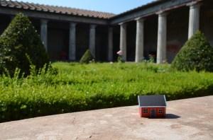 Pompeii - Italy - Garden - July 22