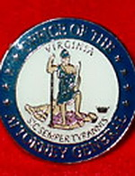 Traditional Virginia Seal