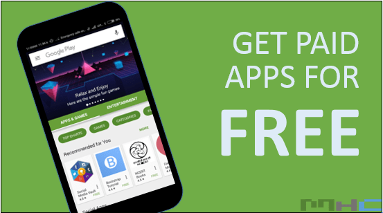 3 ways to install paid apps for free on Android