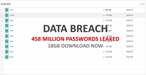 Anti Public Combo list, Leaked email passwords , Check Have you been Pwned