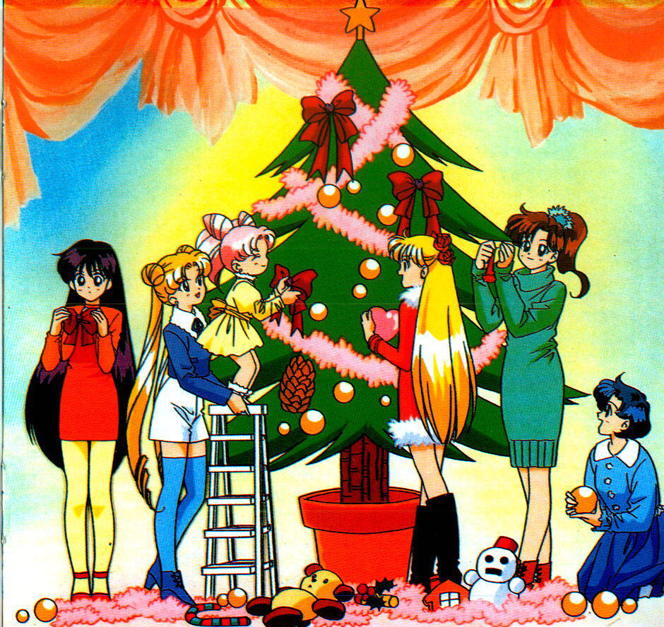 Sailor Moon Christmas Special Main Page