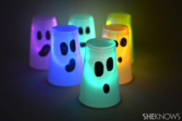 light-up ghost craft