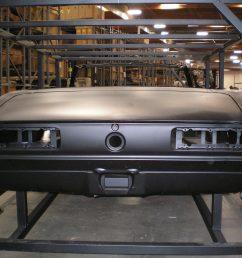 68 camaro tail light panel [ 2000 x 1500 Pixel ]