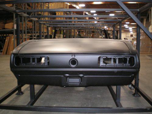 small resolution of 68 camaro tail light panel