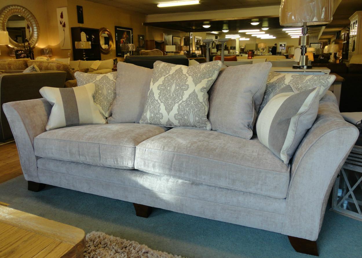ashley manor harriet sofa in mink seafoam green reclining sherlock from tannahill
