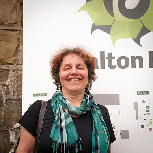 Fiona Frank, Halton Mill