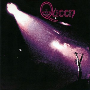 "Mother Mercury. Queen. Portada de ""Queen"""