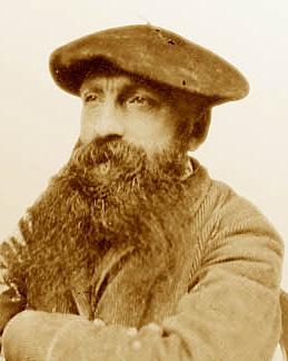 El beso de Rodin. Auguste Rodin