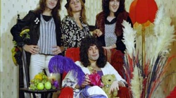 Mother Mercury. Queen. Primer disco del grupo 6