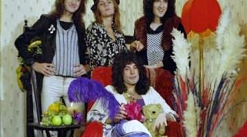 Mother Mercury. Queen. Primer disco del grupo 6