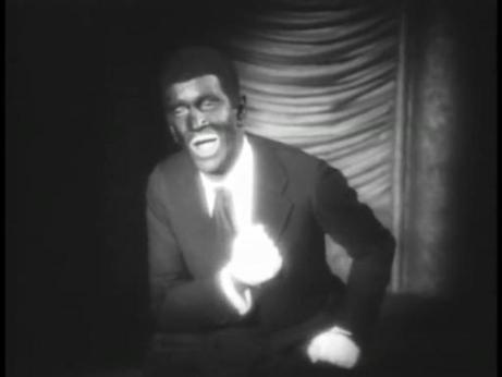 El cantor de jazz.