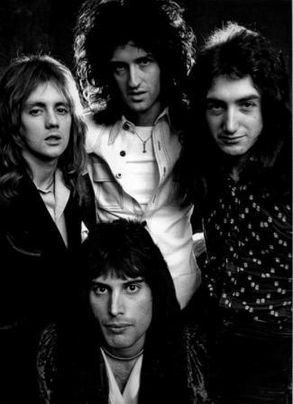 El legado del Mercurio Moderno. Queen. El grupo.