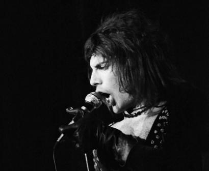 Queen II. Freddie, todo un espectáculo