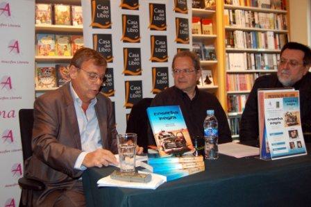 Cosecha Negra. Gómez Rufo, Claudín y Plasencia