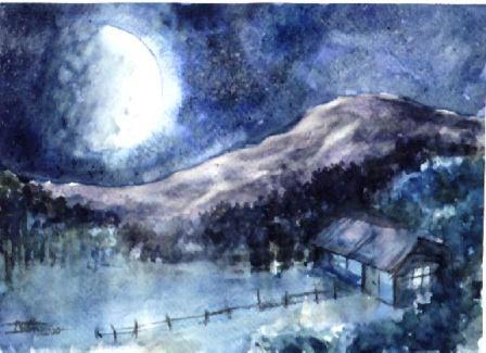 Poemas de Mary Cruz Sastre. Pintura de Iván Cabalceta Román