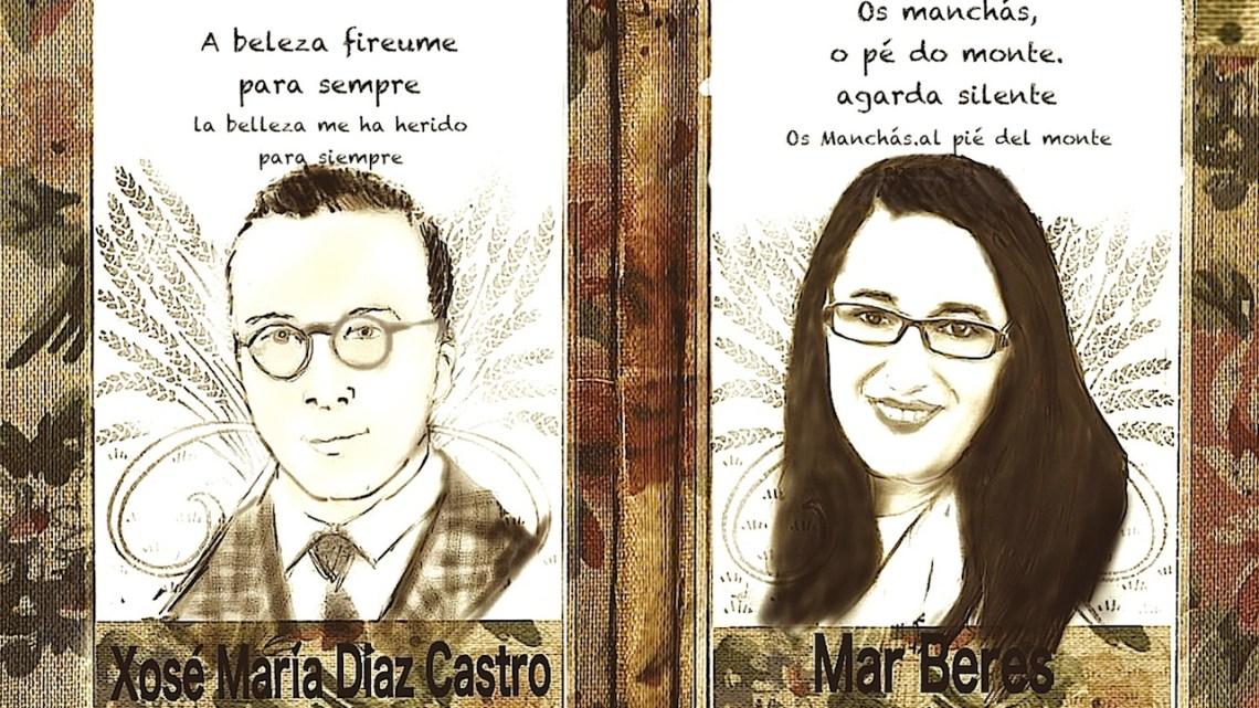 Homenaje: Díaz Castro en MoonMagazine. Con Mar Beres