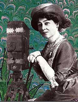 Alice Guy Blaché. La mujer en el cine. Alice Guy