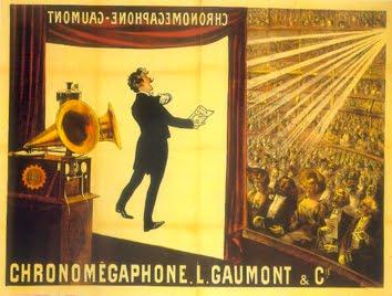 Alice Guy Blaché. La mujer en el cine. Chronomegaphone L. Gaumont