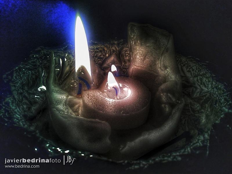 Confluencias Nocturnas. Fotografía de Javier Bedrina