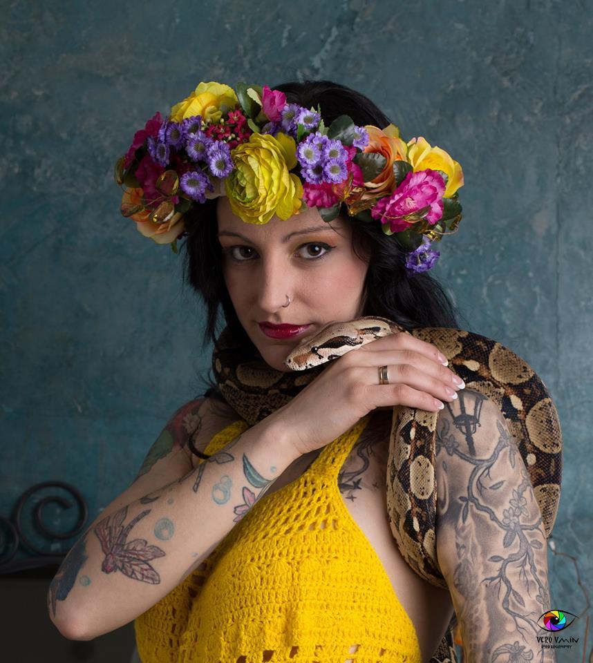 Vero Vmin Photography. Lady Honovì.