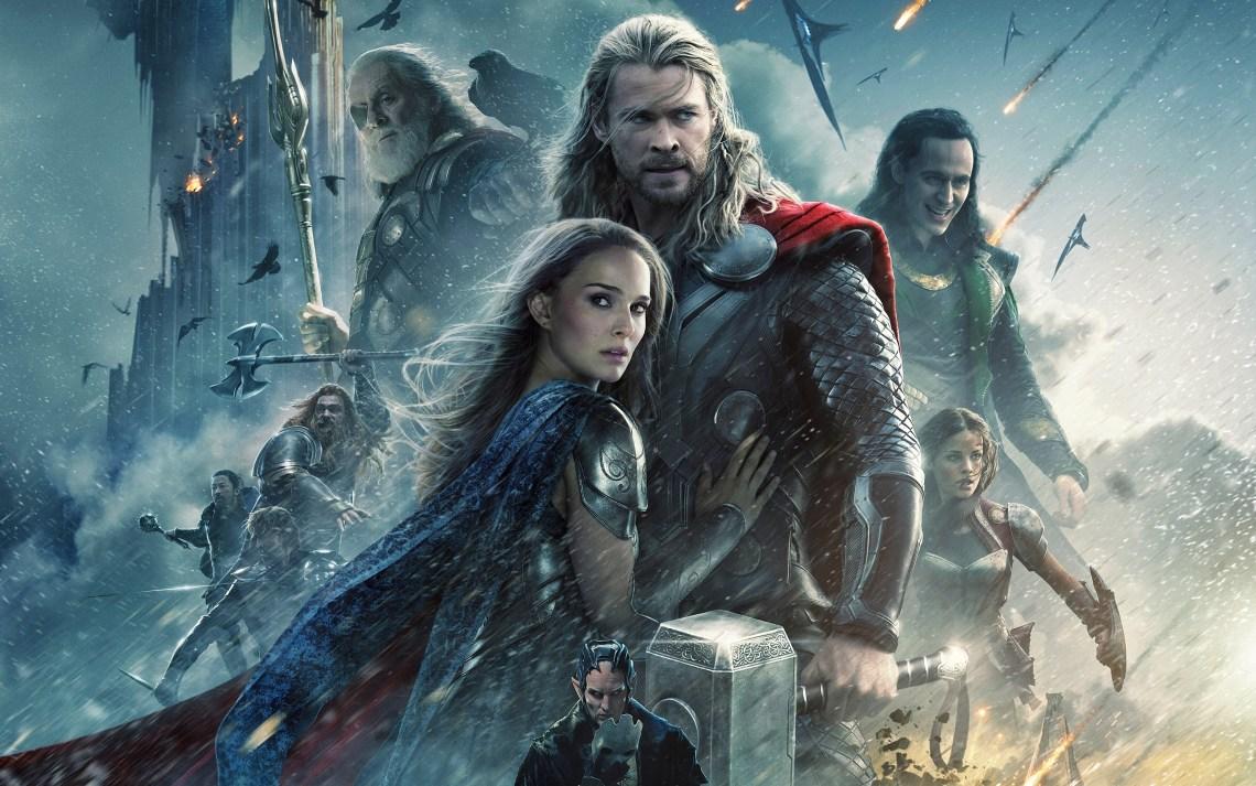 Los Vengadores. Thor: El Mundo Oscuro