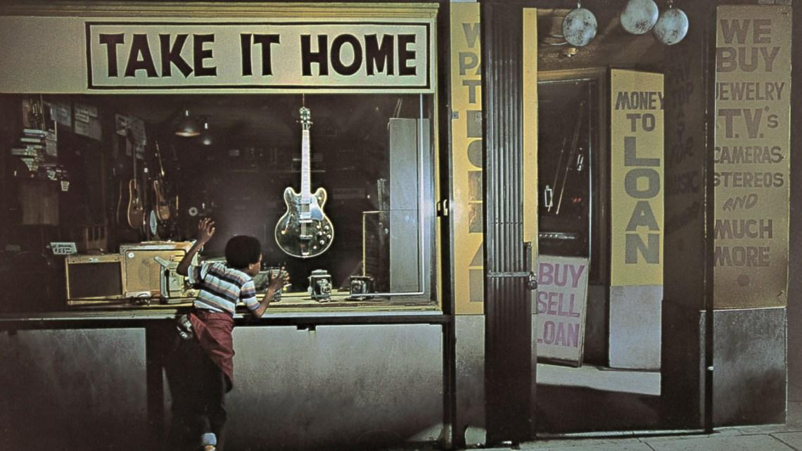 B.B. King. Blues de despedida. Take it Home