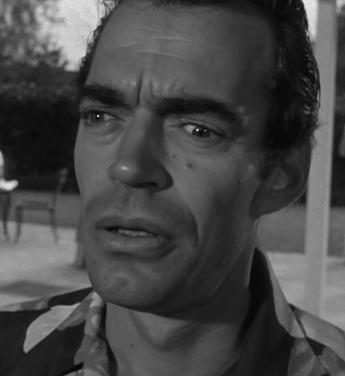 El Beso Mortal. Kiss me Deadly. Robert Aldrich, 1955. Jack Elam, matón al servicio del todopoderoso. Gran secundario.