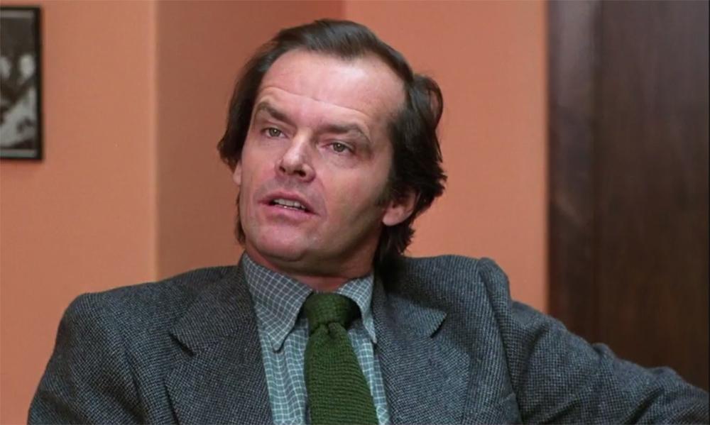 El Resplandor. Treinta y cinco años de la película de Kubrick. Jack Torrance.