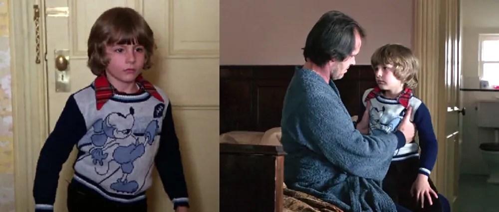 El Resplandor. Treinta y cinco años de la película de Kubrick. Evolución cromática.