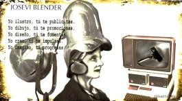 Ilustradores y autores en defensa de sus derechos. Texto de Josevi Blender e ilustración de Rosa Prat Yaque.