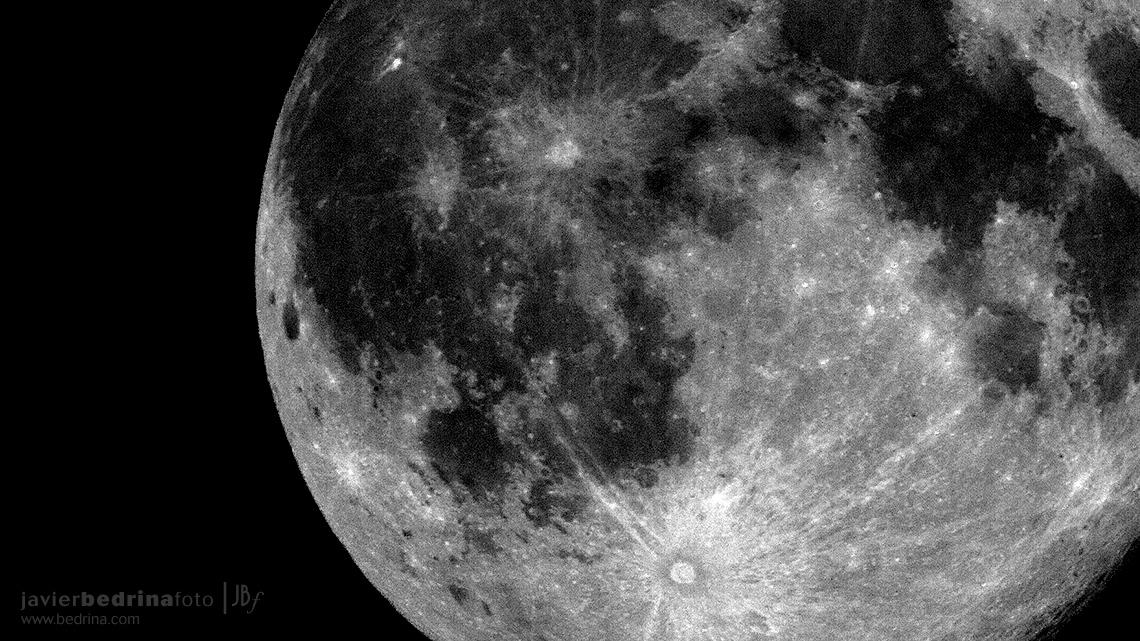 Súper Luna llena 14.08.14