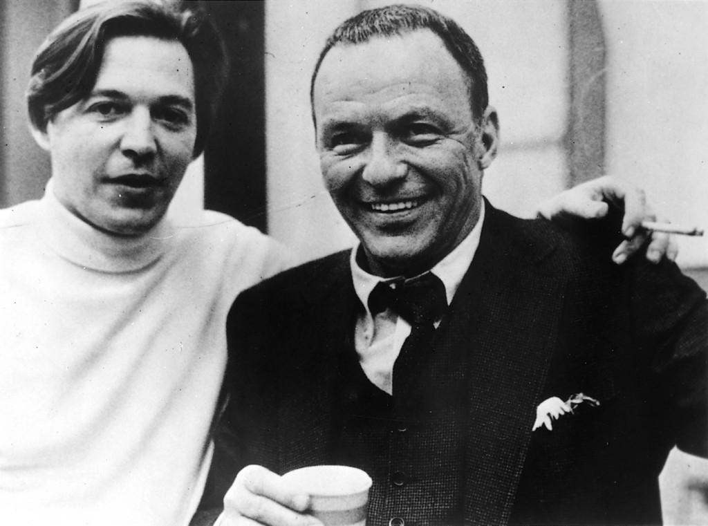 Antonio Carlos Jobim y Francis Albert Sinatra.