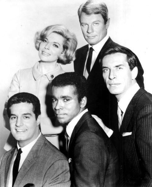 La saga Misión Imposible. Serie de tv de los años 60.