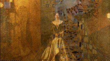 La pintura en el cine: la musa del diseñador de vestuario. La Dama de oro.