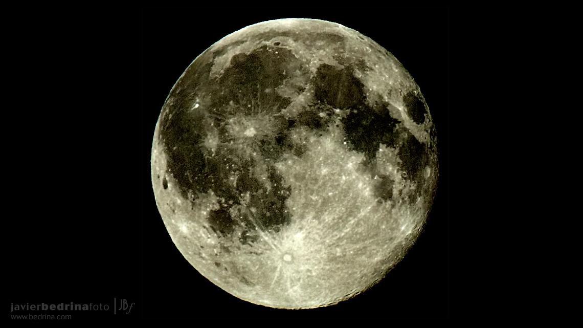 Luna Azul - Blue Moon