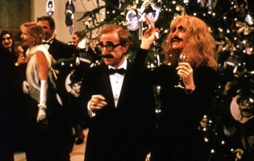 Groucho Marx y Woody Allen. Ídolos, aquellos seres terrenales. Todos dicen I love you.