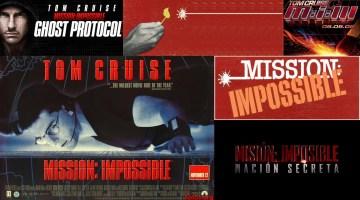 Misión Imposible. Artículo de Santiago Ruiz destacando los mejores momentos de las películas de la saga de Cruise.