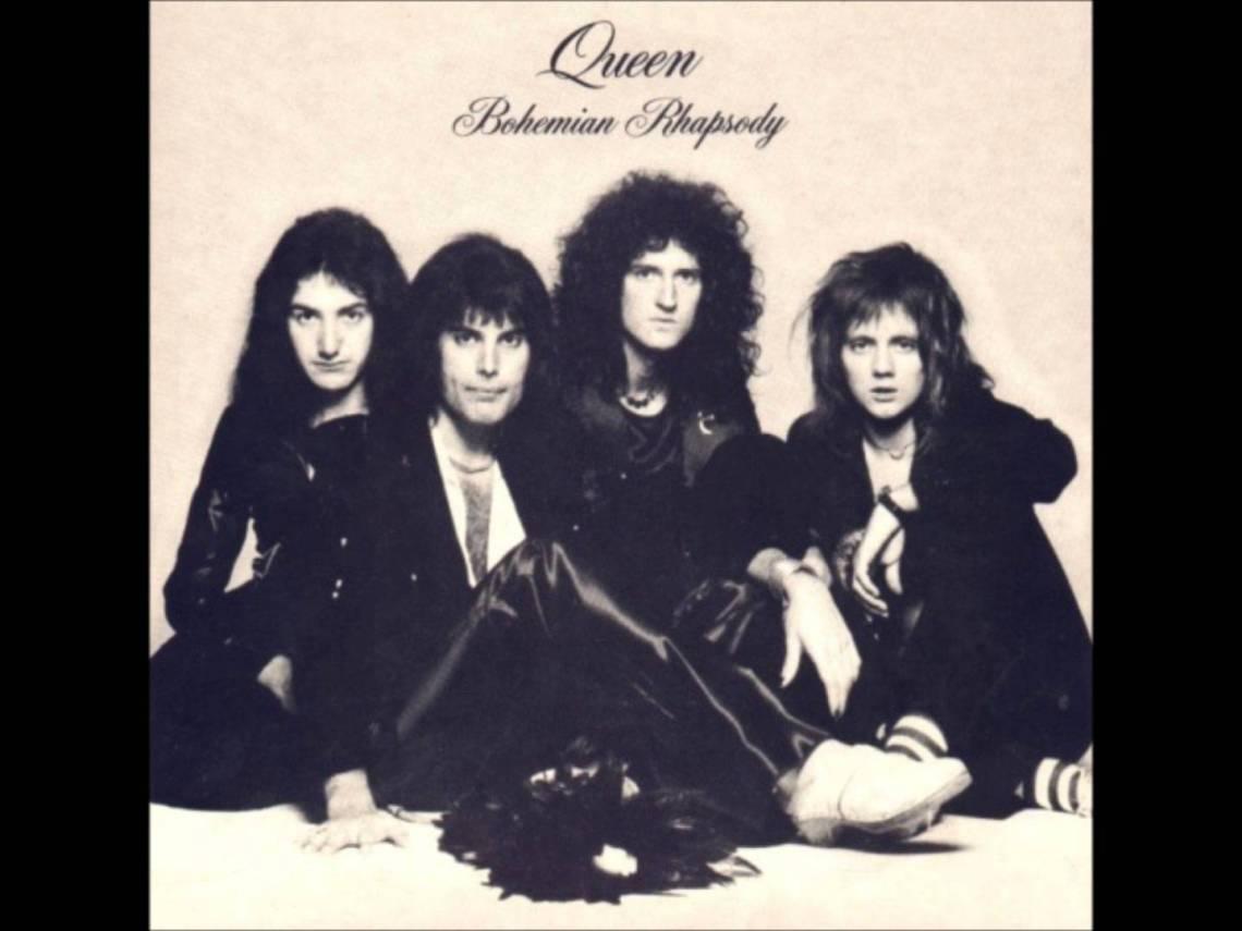 Portada del single de Bohemian Rhasody.Bohemian Rhapsody. MoonMagazine.
