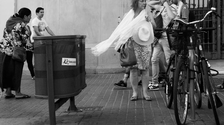 Cuatro ciudades, cuatro espacios vitales. Street Photography 3