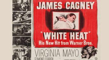 Al rojo vivo. White heat. Raoul Walsh,1949. Reseña de Josevi Blender.