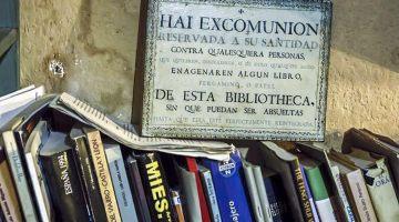 Antropología de los libros: desde la ciencia y la intuición. Artículo de Joan Manuel Cabezas.
