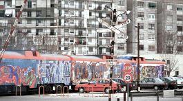 Graffiti ferroviario: ¿vandalismo o arte viajero? 10