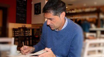 Novela negra y western: Jesús Lens confiesa sus pasiones 8