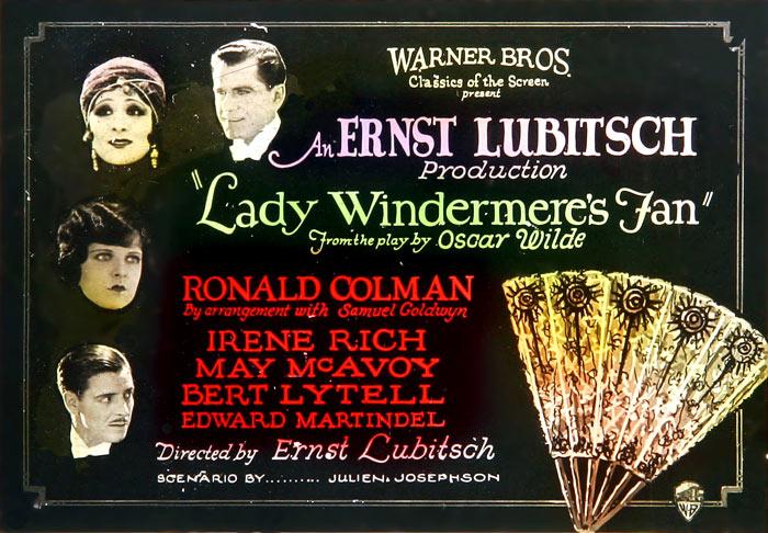 5 películas clásicas basadas en obras de Oscar Wilde. Artículo de Txaro Cárdenas.