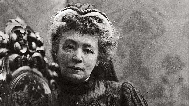 Bertha von Suttner.