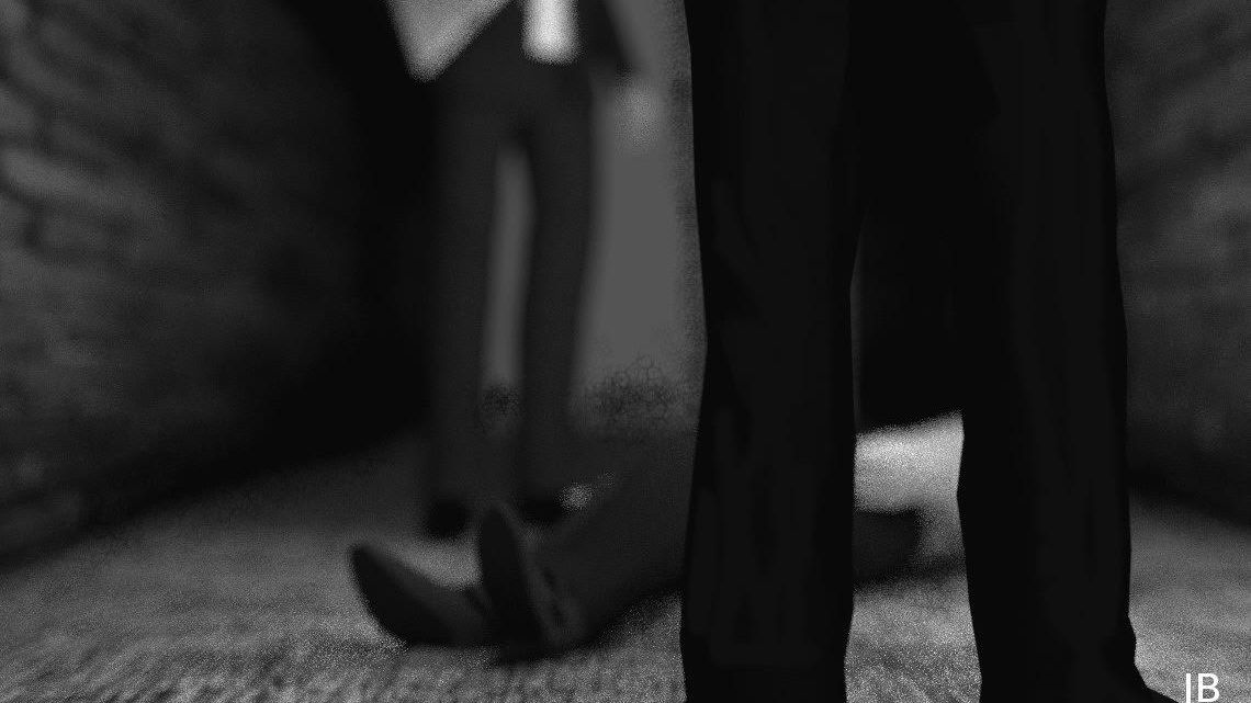 La chica de Greenwich Village. Nuevo caso de Lee Johnson. Segunda entrega de los casos del detective Lee Johnson. Relato de David de la Torre. Portada y diseños de Josevi Blender.