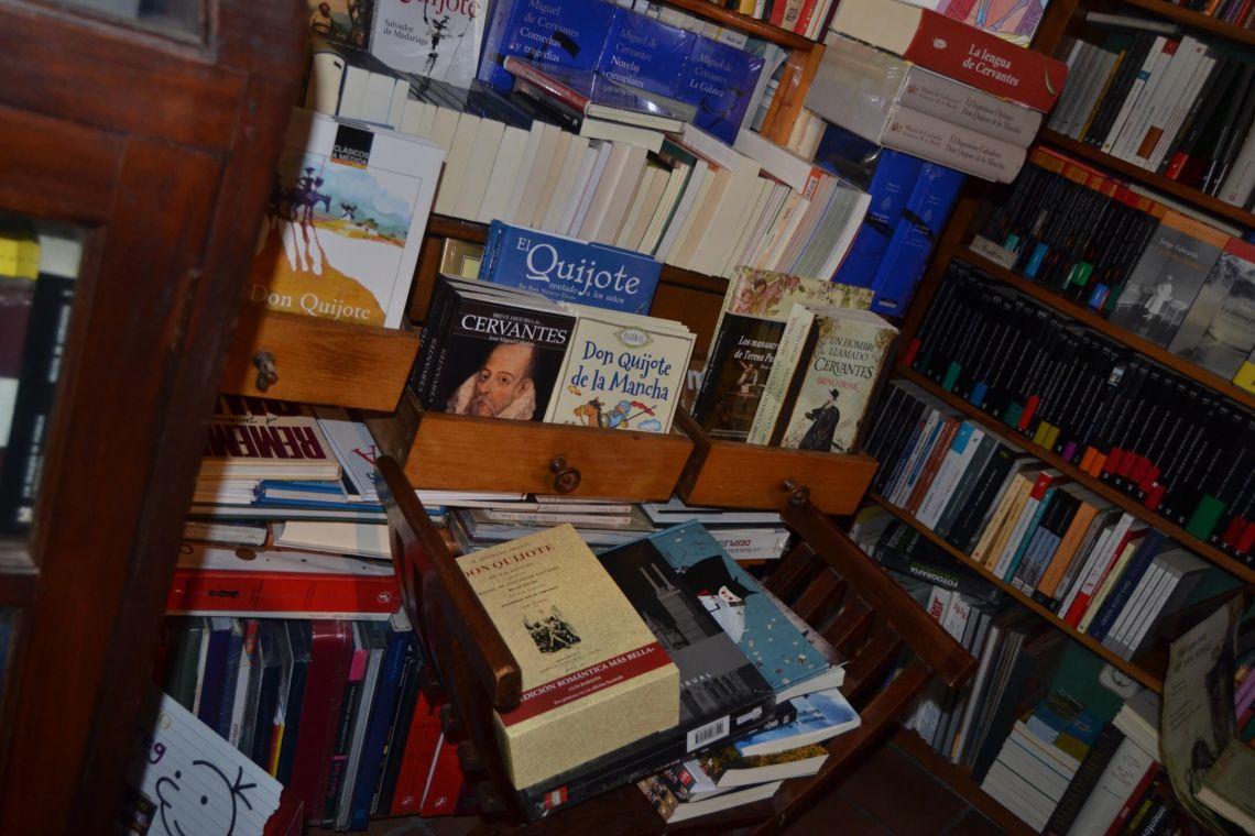 La_Libreria-de_Javier_ejemplares_Quijote