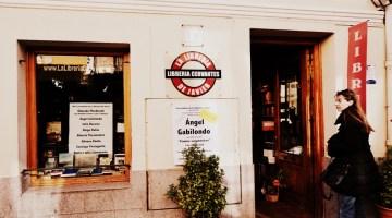 Javier nos abre las puertas de la Librería Cervantes 5