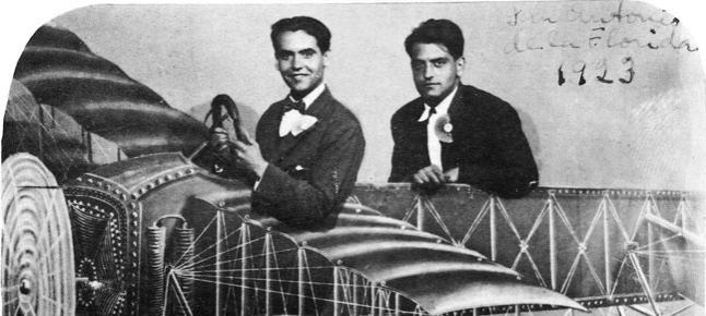 Lorca: vida, muerte y palabra de un poeta andaluz