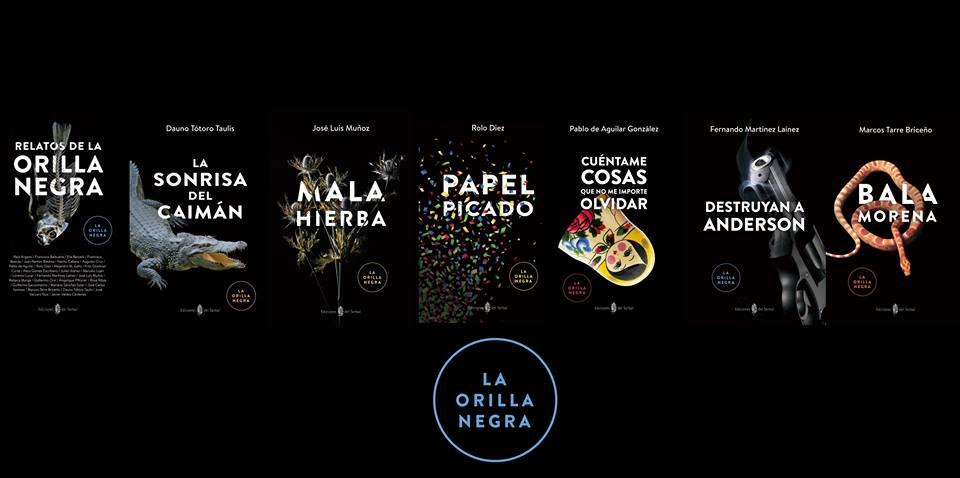 La Orilla Negra: una nueva colección de Ediciones del Serbal